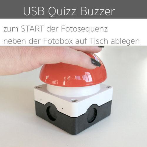Fotobox Quizz Buzzer Photobuzzer