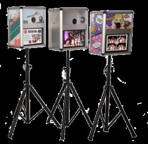 Fotobox Eventhelden im individuellen Branding