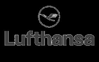 unser Kunde Lufthansa zusammen mit vielen anderen am Fraport