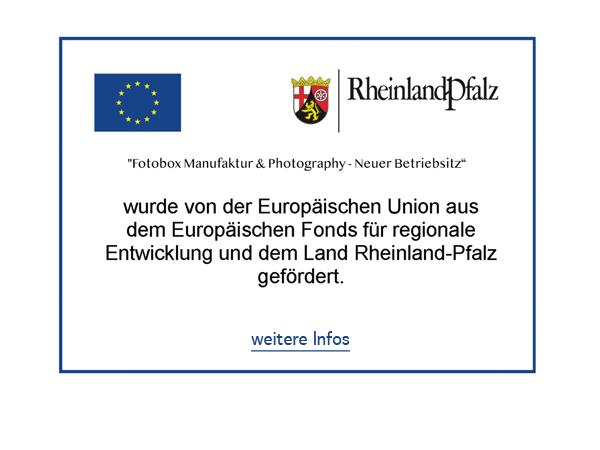 Neubau der Firmenzentrale mit Förderung der EU